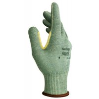 Ansell Vantage® Heavy Cut Protection Gloves - Vantage Heavy Cut Protection Gloves, Size 9, Mint, Knitted - 012-70-761-9 - Ansell